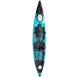Jackson Kayak Cuda 14 Kayak 2017, Blue Fin, 256