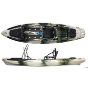 Jackson Kayak Big Rig Kayak 2017, Forest Camo, medium