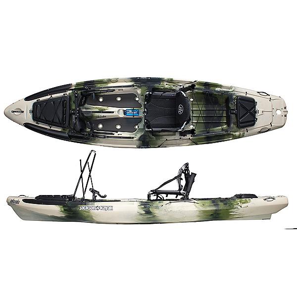 Jackson Kayak Big Rig Kayak 2017, Forest Camo, 600