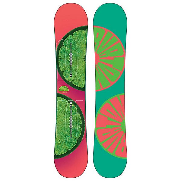 Burton Social Womens Snowboard, 147cm, 600