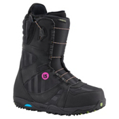 Burton Emerald Womens Snowboard Boots, Black-Multi, medium