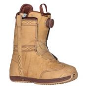 Burton X Frye Womens Snowboard Boots, Stitching Horse, medium