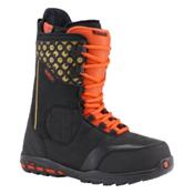 Burton Sapphire Womens Snowboard Boots, Black-Multi, medium