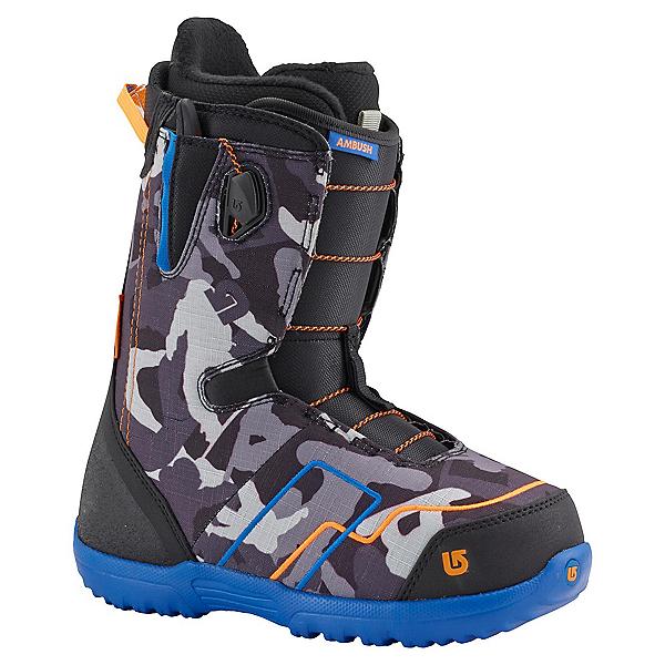 Burton Ambush Smalls Kids Snowboard Boots, Triple Corks, 600