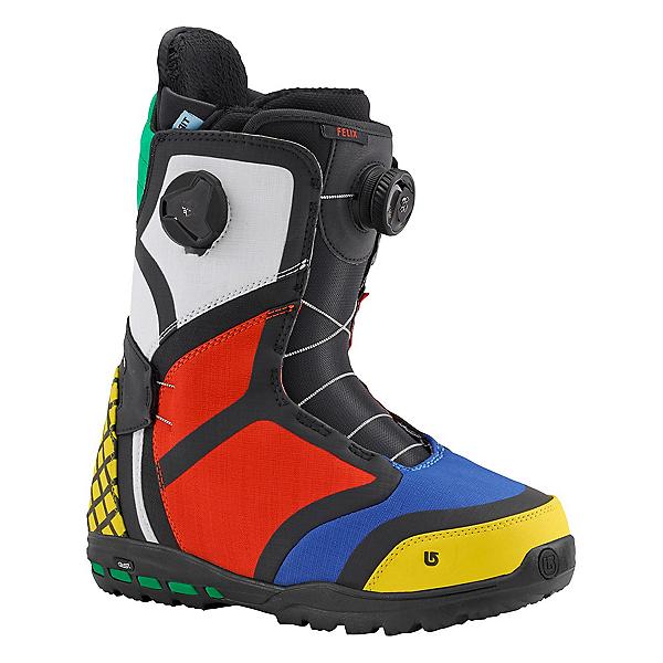 Burton Felix Boa Womens Snowboard Boots, , 600