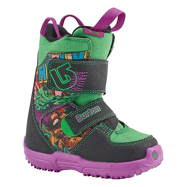 Burton Marvel Mini Grom Kids Snowboard Boots, , 600