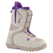 Burton Mint Asian Fit Womens Snowboard Boots, Desert Purple, medium