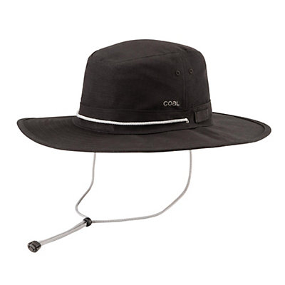 Coal The Traveler Hat, Black, viewer