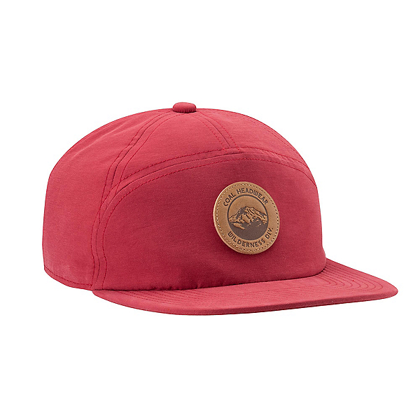 Coal The Will Hat, Dark Red, 600
