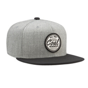 Coal The Classic Hat, Heather Grey, medium