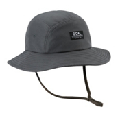 Coal The Rio Hat, Charcoal, medium