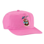 Coal The Oasis Hat, Pink, medium