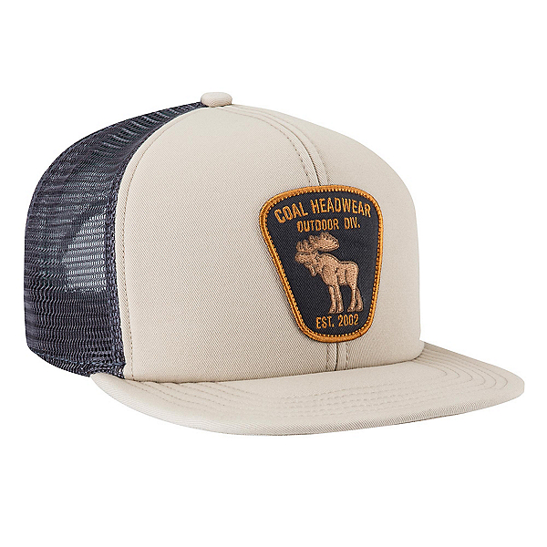 Coal The Bureau Hat, Khaki, 600