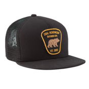 Coal The Bureau Hat, Black, medium
