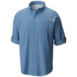 Columbia PFG Tamiami II Long Sleeve Mens Shirt, Skyler, 256