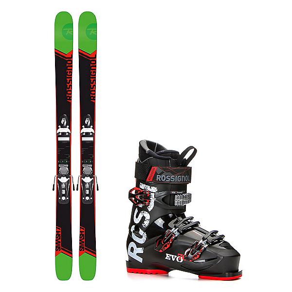 Rossignol Smash 7 Evo 70 Ski Package, , 600