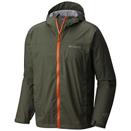 Columbia Evapouration Mens Jacket, Cypress-Valencia, 256