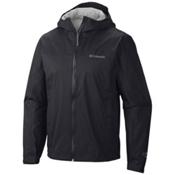 Columbia Evapouration Mens Jacket, Black, medium
