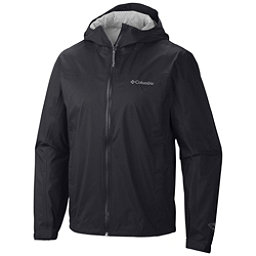 Columbia Evapouration Mens Jacket, Black, 256