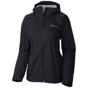 Columbia Evapouration Womens Jacket, Black, medium