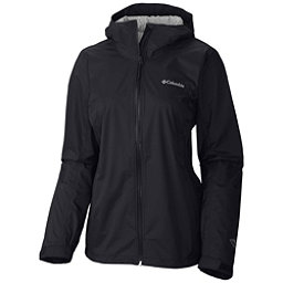 Columbia Evapouration Womens Jacket, Black, 256
