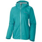 Columbia Evapouration Womens Jacket, Miami-Ocean Water, medium