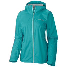 Columbia Evapouration Womens Jacket, Miami-Ocean Water, 256