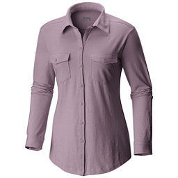 Columbia Rocky Ridge Long Sleeve Womens Shirt, Sparrow, 256