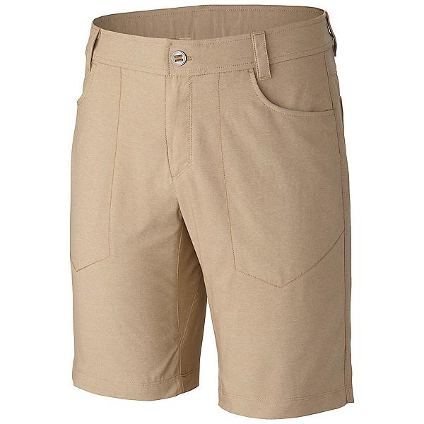 Columbia Pilsner Peak Mens Shorts, Delta, 600