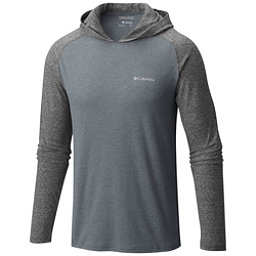 Columbia Trail Shaker Mens Hoodie, Grey Ash Heather, 256