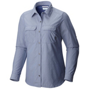 Columbia  Womens Shirt, Bluebell Dobby, medium