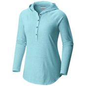Columbia Trail Shaker Womens Hoodie, Iceberg Heather, medium