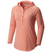 Columbia Trail Shaker Womens Hoodie, Lychee Heather, medium