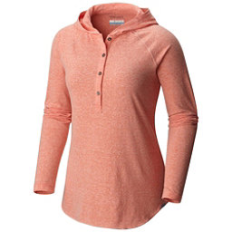 Columbia Trail Shaker Womens Hoodie, Lychee Heather, 256