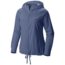 Columbia Silver Ridge Womens Hoodie, Bluebell, 256