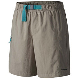 Columbia Eagle River 8in. Mens Hybrid Shorts, Kettle-Teal, 256