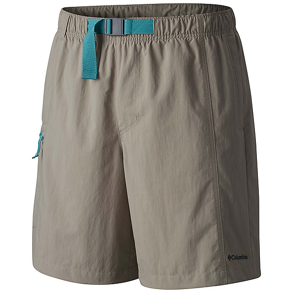 Columbia Eagle River 8in. Mens Hybrid Shorts, Kettle-Teal, 600