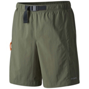 Columbia Eagle River 8in. Mens Hybrid Shorts, Cypress-Valencia, medium