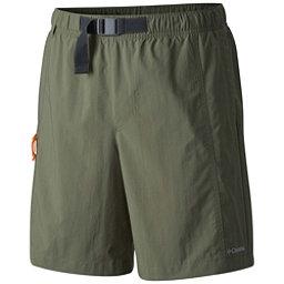 Columbia Eagle River 8in. Mens Hybrid Shorts, Cypress-Valencia, 256