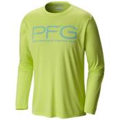 Columbia PFG Terminal Tackle Hooks Mens Shirt, Tippet-Moxie, medium