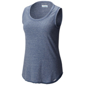 Columbia Trail Shaker Womens Tank Top, Bluebell Heather, medium