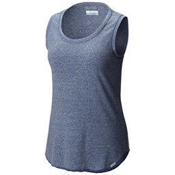 Columbia Trail Shaker Womens Tank Top, Bluebell Heather, 256
