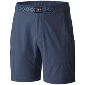 Columbia Creek to Peak 10in. Mens Hybrid Shorts, Zinc-Dark Mirage, medium