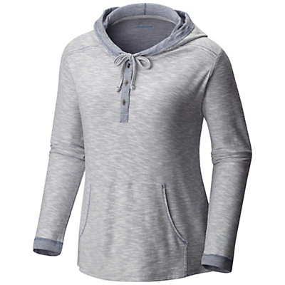 Columbia Easygoing Womens Hoodie, Bluebell, viewer