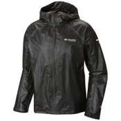 Columbia OutDry Ex Gold Tech Shell Mens Jacket, Black, medium