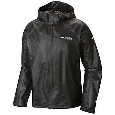 Columbia OutDry Ex Gold Tech Shell Mens Jacket, Black, viewer