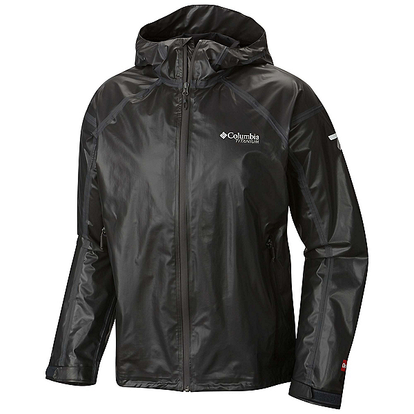 Columbia OutDry Ex Gold Tech Shell Mens Jacket, Black, 600