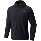 Mountain Hardwear Super Chockstone Hooded Mens Jacket, Black, medium