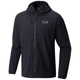 Mountain Hardwear Super Chockstone Hooded Mens Jacket, Black, 256