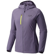 Mountain Hardwear Super Chockstone Hooded Womens Jacket, Minky, medium